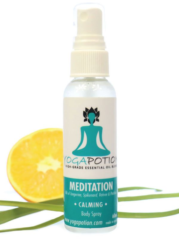 Meditation Spray, essential oil for mood, natural health, essential oils for room freshener, aromatherapy,