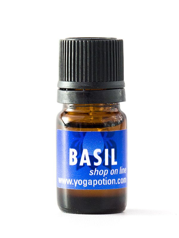 Basil essential oil, natural cooking, essential oil cooking