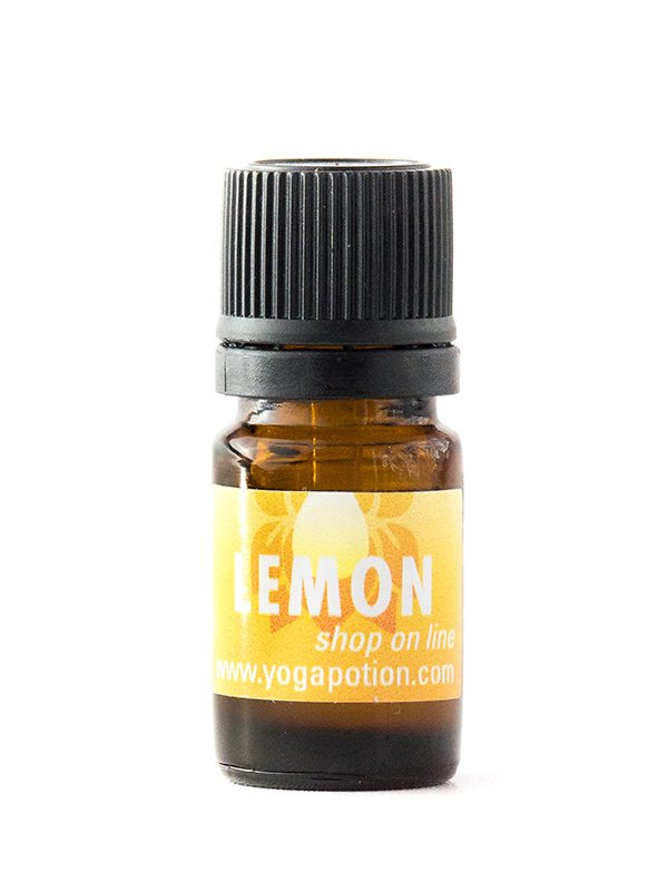 Lemon essential oil, cooking with essential oils