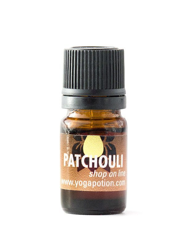 Patchouli essential oil, natural perfume, natural room freshener